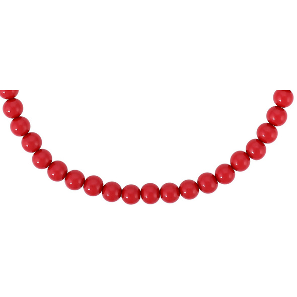 Kette - Red Pearls