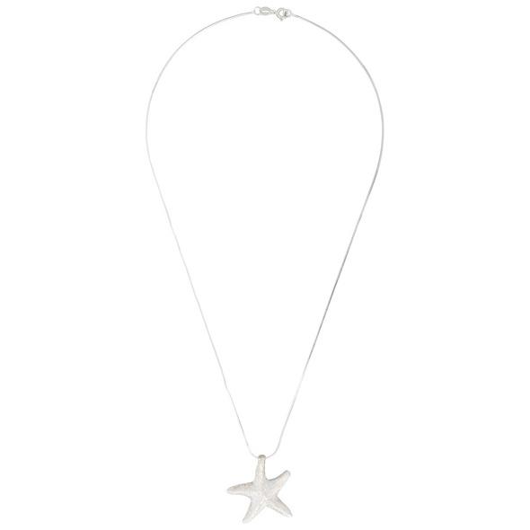 Kette - Shiny Starfish