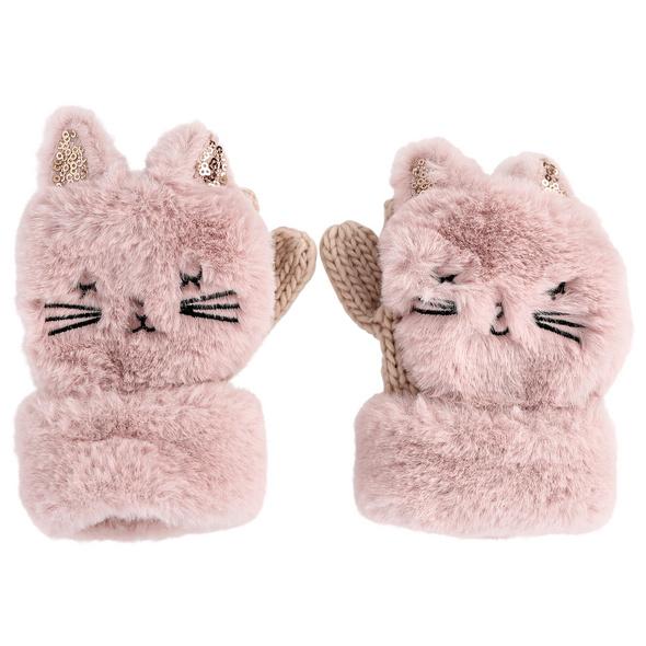 Handschuhe - Cute Cat