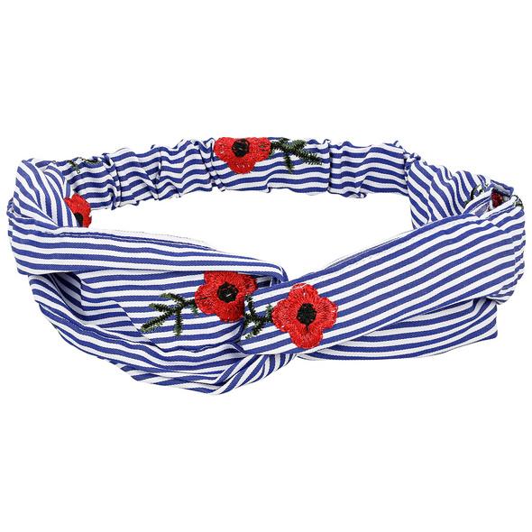 Haarband - Red Flower