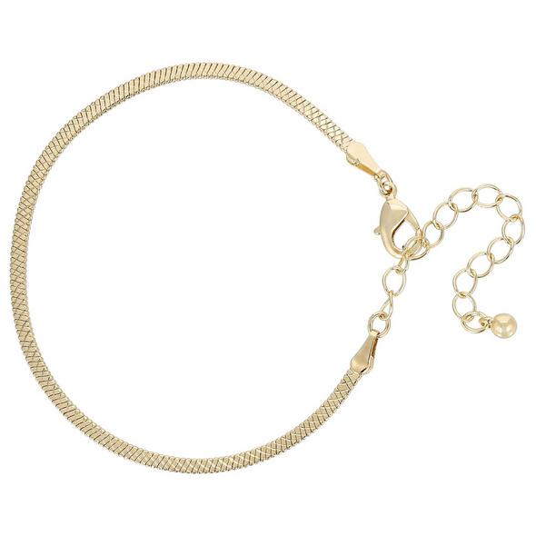 Armband - Golden Snake