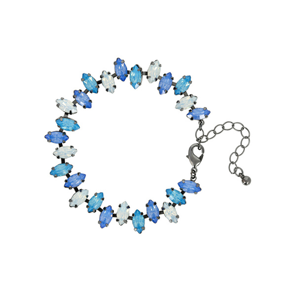 Armband - Shiny Blue