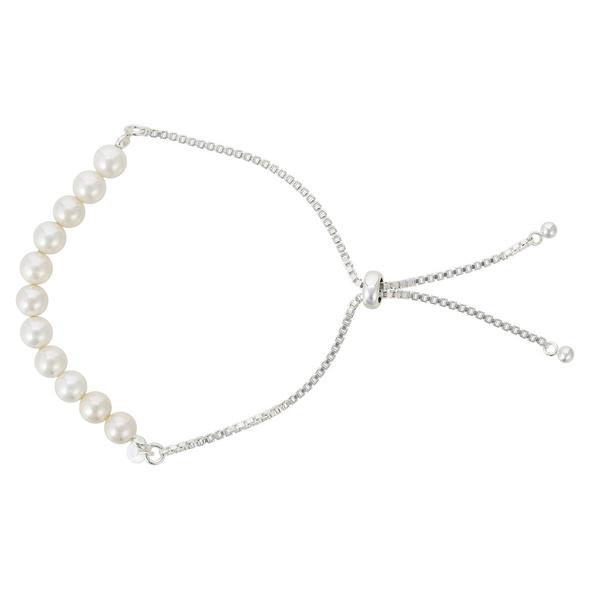 Armband - Silver Seashell