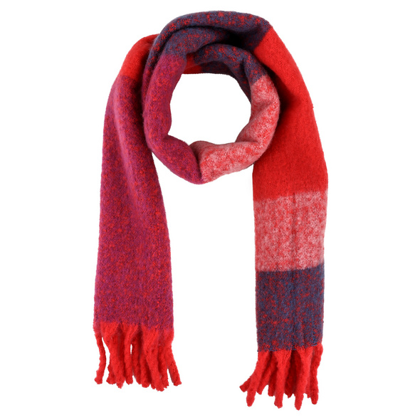Schal - Pink Pattern