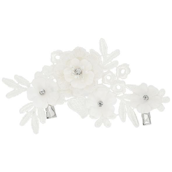 Haarspange - Flower Love