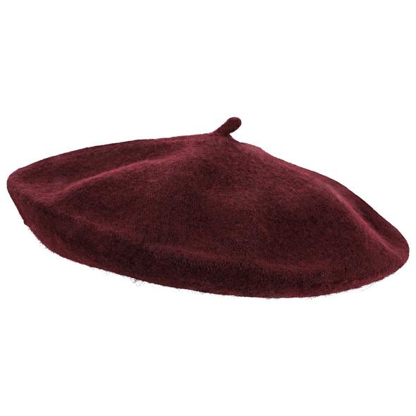 Mütze - Lovely Burgundy