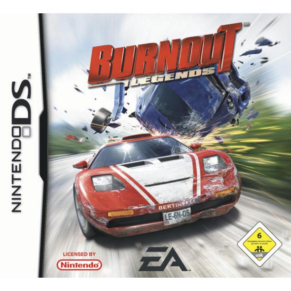 Electronic Arts Burnout Legends