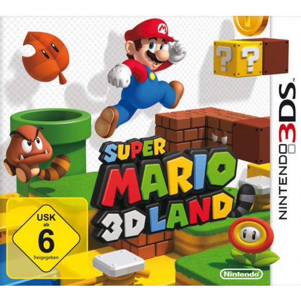 Nintendo Super Mario 3D Land