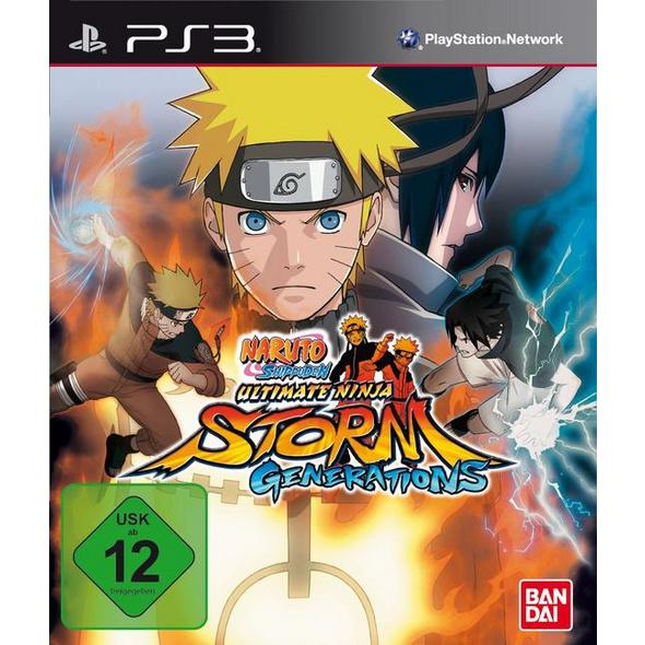 BANDAI NAMCO Naruto Shippuden Ultimate Ninja Storm Generations
