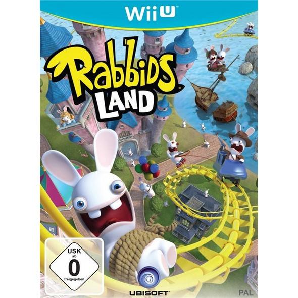 Ubisoft Rabbids Land