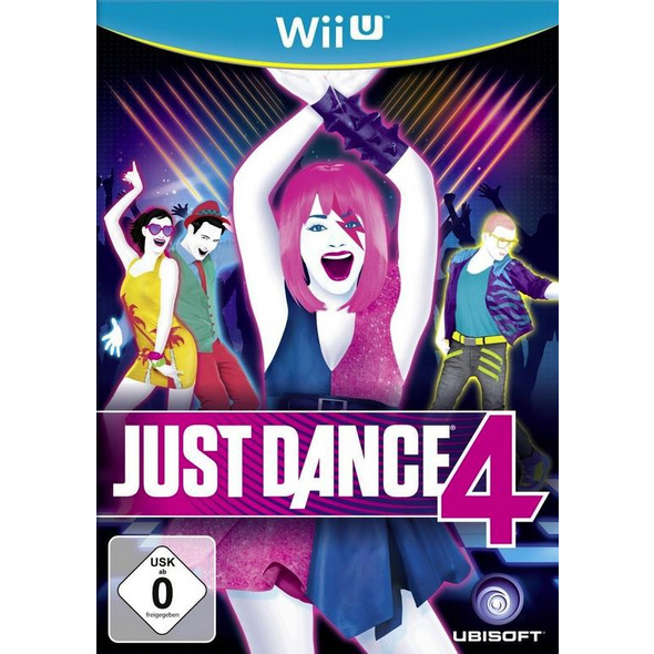 Ubisoft Just Dance 4