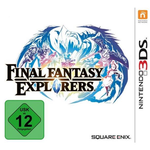 SquareEnix Final Fantasy Explorers