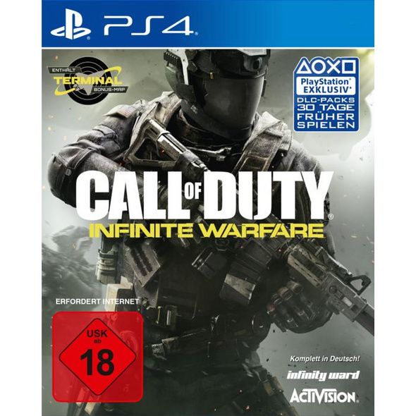 Call of Duty: Infinite Warfare Standard Edition