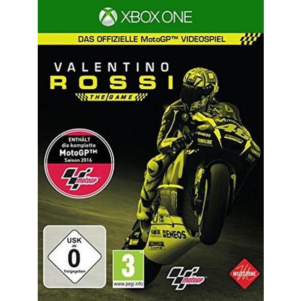 Valentino Rossi the Game (Moto GP 16)