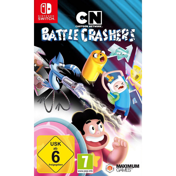 Gamemill Cartoon Network: Battle Crashers