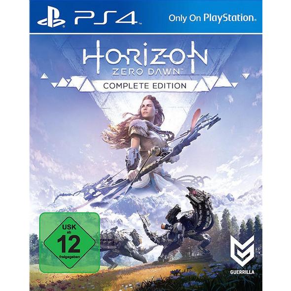 Sony Horizon Zero Dawn Complete Edition