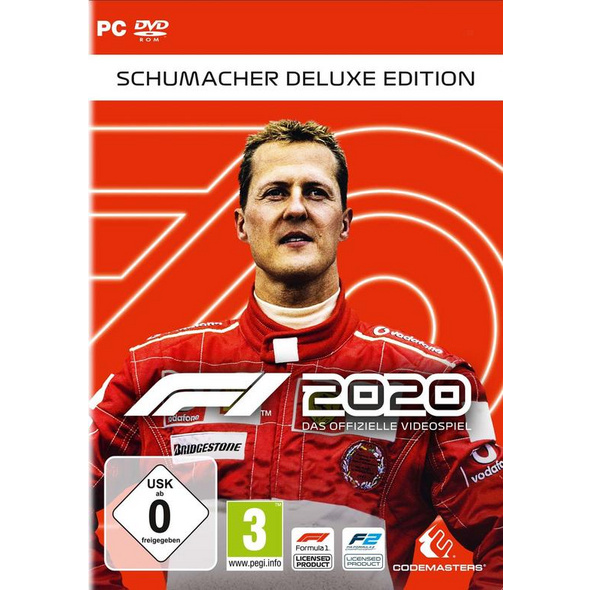 F1 2020 Schumacher Edition