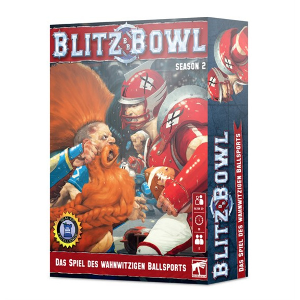 Blitz Bowl Season 2