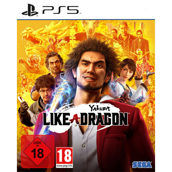Yakuza 7: Like a Dragon