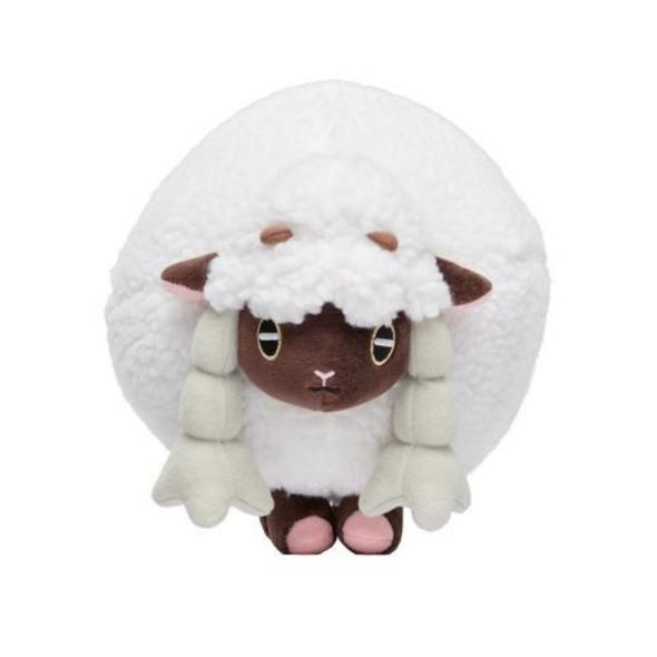 Pokémon - Plüschfigur Wolly