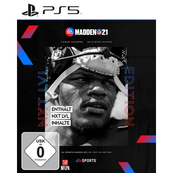 Madden NFL 21 NXT LVL Edition