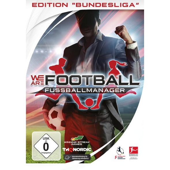 "We are Football Fussballmanager Edition ""Bundesliga"""