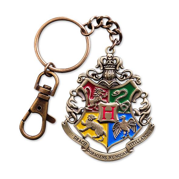 Harry Potter - Hogwarts Schulwappen Schlüsselanhänger