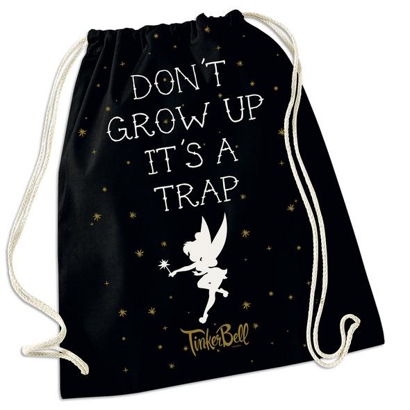 Tinkerbell - Dont Grow Up Sportbag