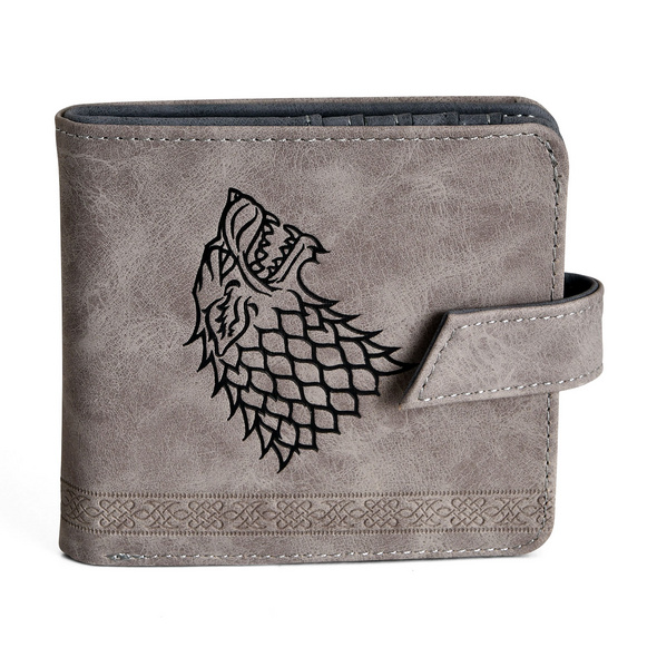 Game of Thrones - Stark Wappen Geldbörse