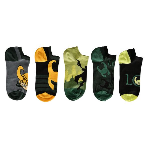 Loki Socken 5er Set