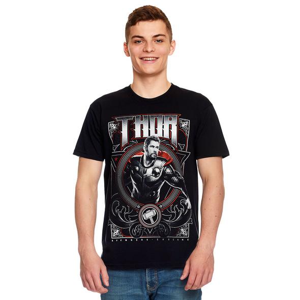 Avengers - Thor Endgame T-Shirt schwarz