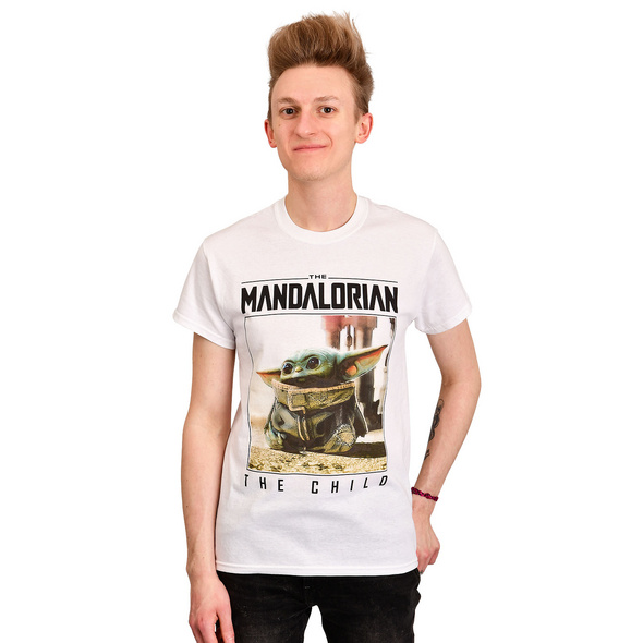 The Child T-Shirt weiß - Star Wars The Mandalorian
