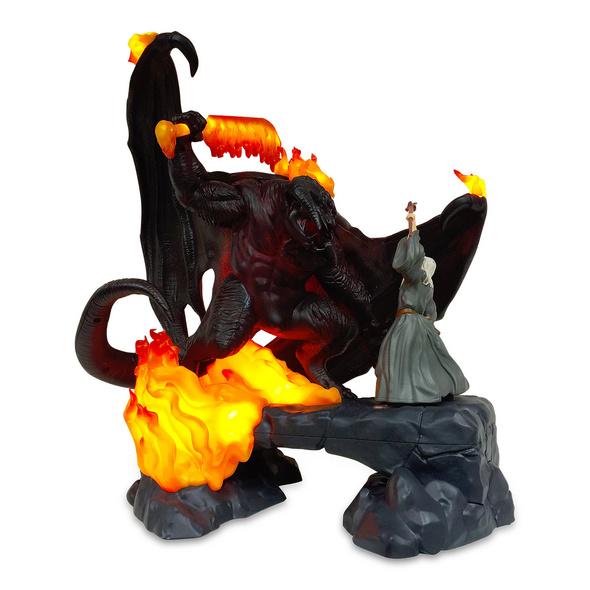 Herr der Ringe - Balrog vs. Gandalf Tischlampe
