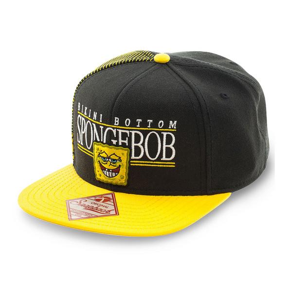 SpongeBob - Bikini Bottom Snapback Cap