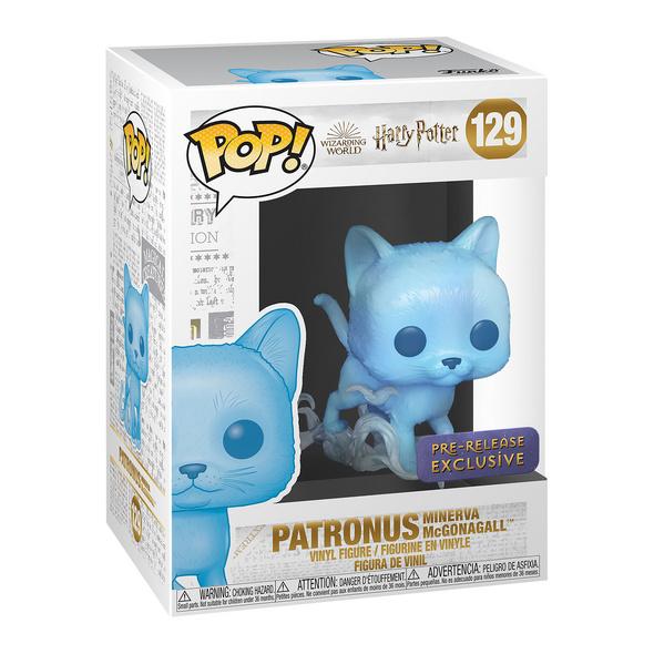 Harry Potter - McGonagalls Patronus Funko Pop Figur