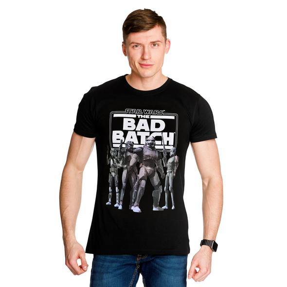 Star Wars - Bad Batch T-Shirt schwarz
