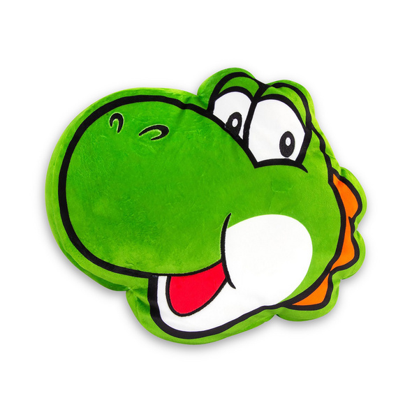 Super Mario - Yoshi Head Plüsch Figur XL