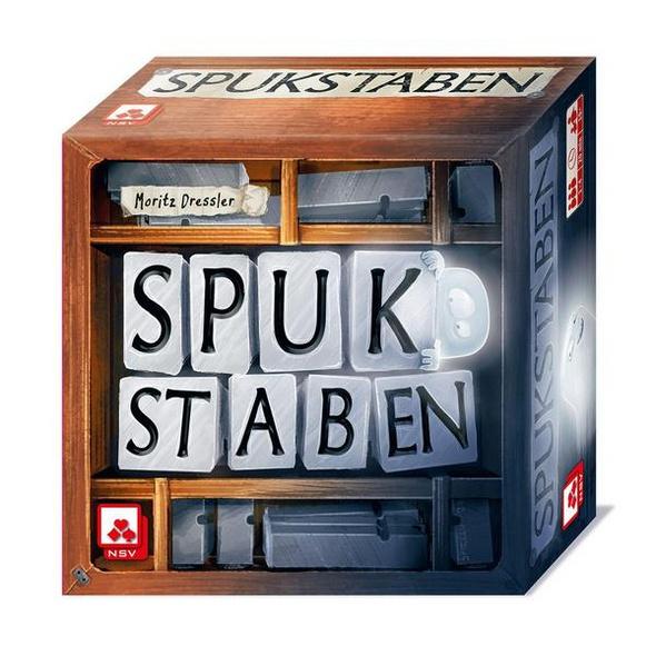 NSV 3500 - Spukstaben, Kartenspiel