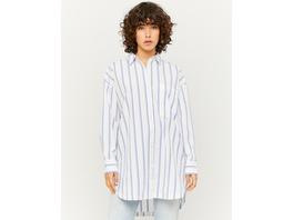 Langes Oversize Hemd