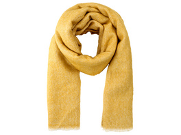 Schal - Yellow Knit