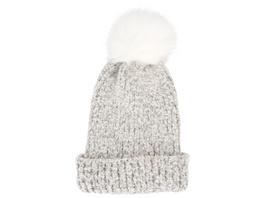Mütze - Grey Winter