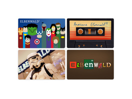 Elbenwald Geschenkkarte - 20 Euro