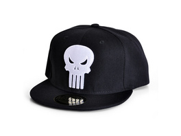 Punisher - Logo Snapback Cap