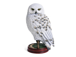 Harry Potter - Hedwig Figur