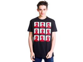 Spider-Man - Emotions T-Shirt schwarz