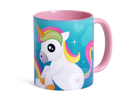 Fluffy Unicorn Tasse