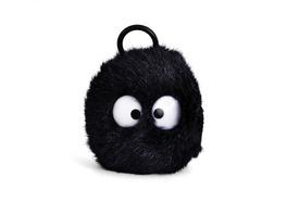 Totoro - Rußmännchen Plüsch Figur mit Vibrationseffekt schwarz