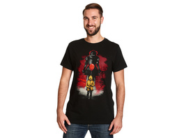Stephen Kings ES - Red Balloon T-Shirt schwarz