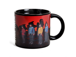 Star Trek - Beam to Planet Thermoeffekt Tasse