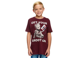 Guardians of the Galaxy - Groot T-Shirt Kinder rot